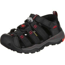 Keen Newport Neo H2 Chaussures Enfant, black/red